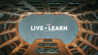 Live x Learn - Discovering a vertical university
