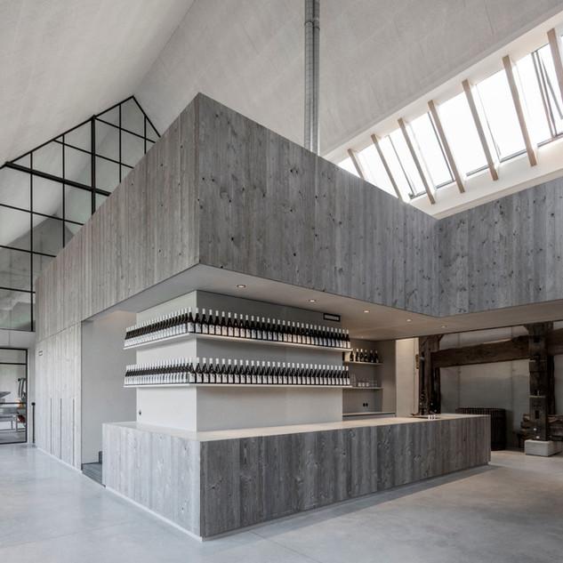 Weinmanufaktur Clemens Strobl | destilat design studio