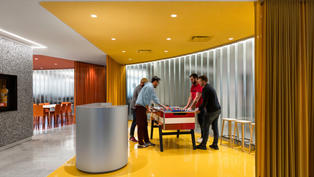 FlightHub offices | ACDF Architecture