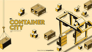 Container City - Designing a modular lifestyle
