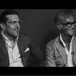 Founders Filippo Sona & Paolo Della Casa