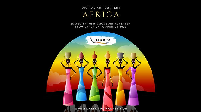 AFRICA - Digital Art Contest