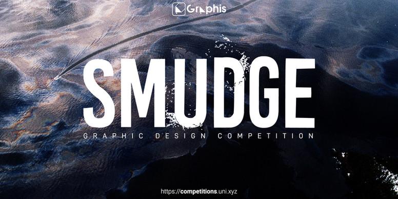 SMUDGE- Graphic design competition