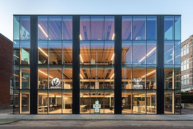 BUILDING D(EMOUNTABLE)- architectenbureau cepezed