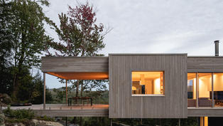 FOREST HOUSE I | Natalie Dionne Architecture