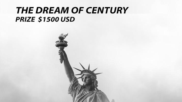 THE DREAM OF THE CENTURY