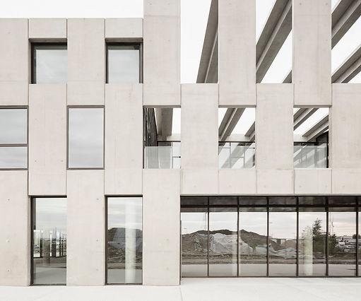 G8 WET DOCKS - Martin Duplantier Architectes