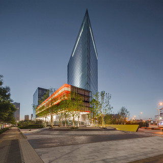 SHOUKAI VANKE CENTRE BEIJING   CLOU architects
