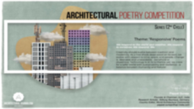 Architectural-poetry-competition-series-2nd-cycle