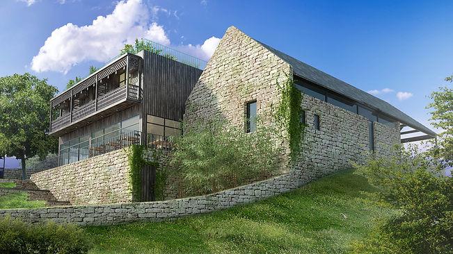 QEDELI BREWERY - Idaaf Architects