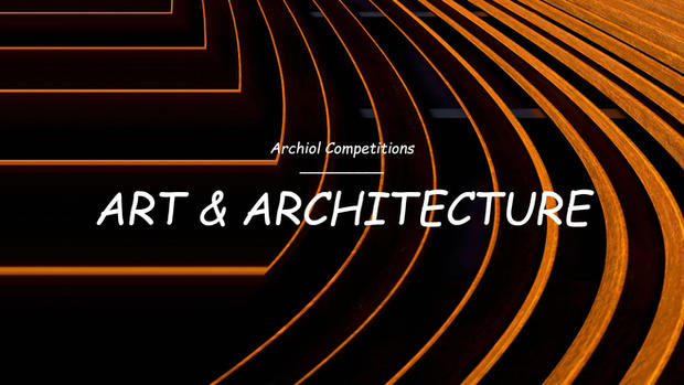 ART AND ARCHITECTURE | AN ESSAY