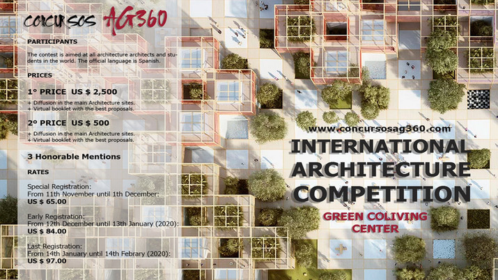 IDEAS COMPETITION-GREEN CO LIVING CENTER