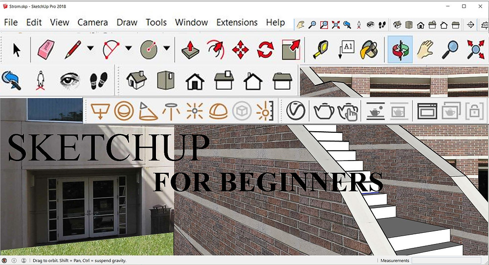 Archiol - SketchUp for beginners