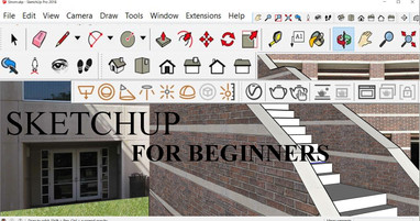 SketchUp for Architects - An overview for beginners.