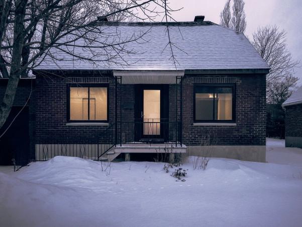 MAISON SOEUR- APPAREIL Architecture