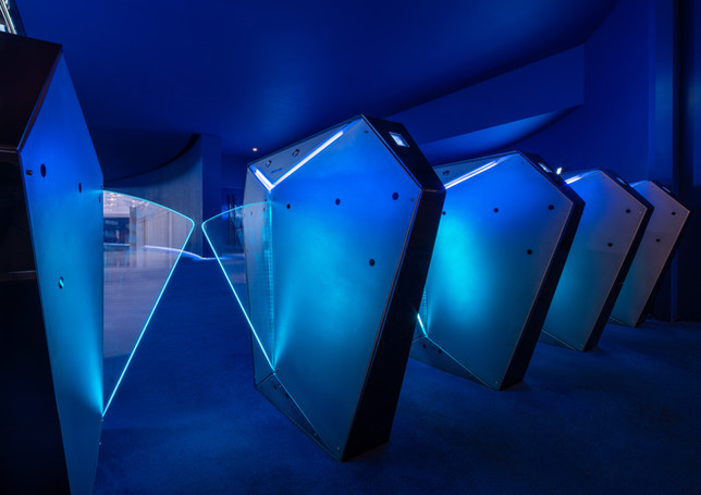 MAISON MUSE A Concept Gallery for Films in Shanghai - Alexander Wong Architects Limited
