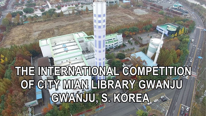 INTERNATIONAL COMPETITION OF CITY MAIN LIBRARY