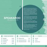 Innovation in Tech winner  - SPEAKAROO by Hoang Nguyen