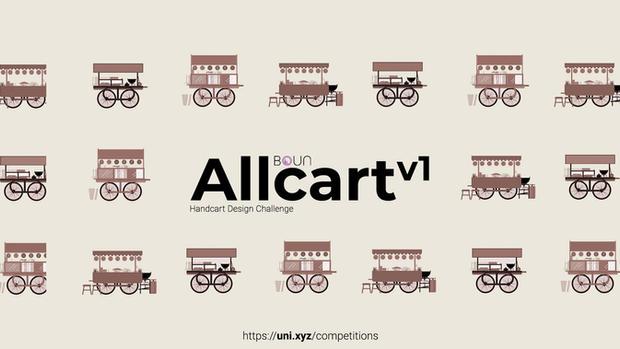 AllCart  v1 - The open source handcart design challenge