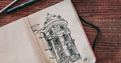 10 tips to sketch like an Architect.