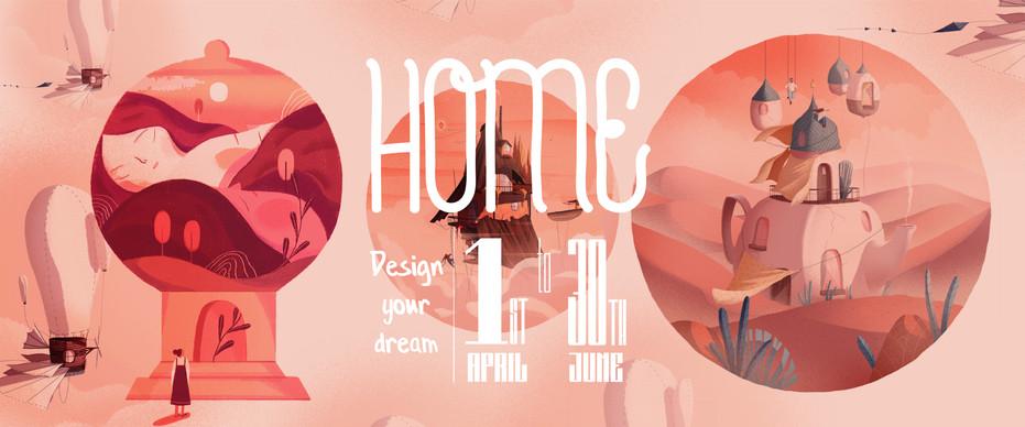 HOME: Design Your Dream