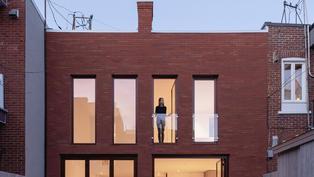 BRICK HOUSE | Natalie Dionne Architecture