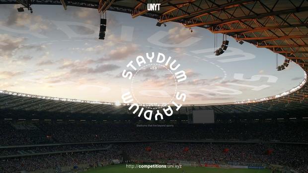 Staydium 2.0 -Stadiums that stay.