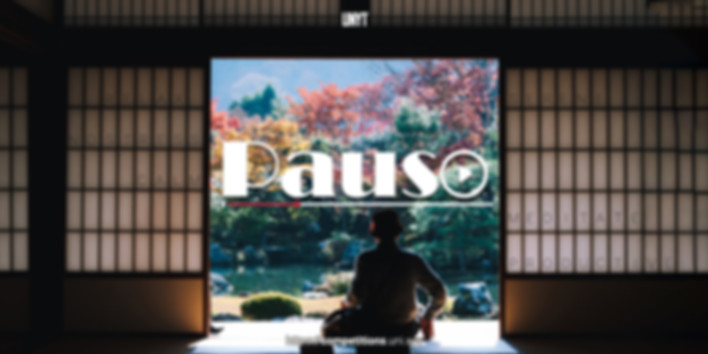 PAUSE -Designing a place for contemplation