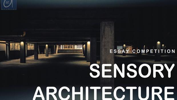 SENSORY ARCHITECTURE | AN ESSAY