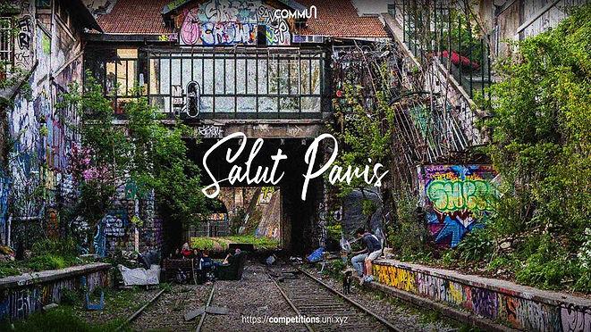 SALUT PARIS