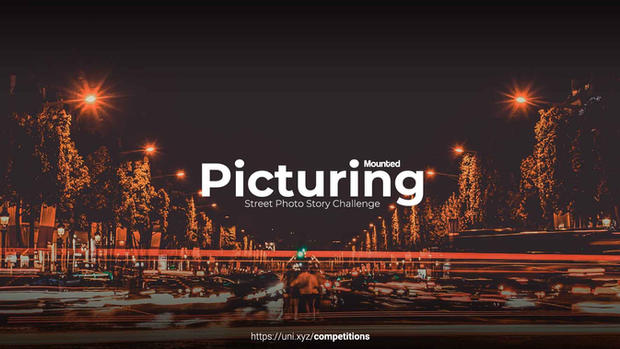 Picturing: Streets - Discovering global streets through visual stories