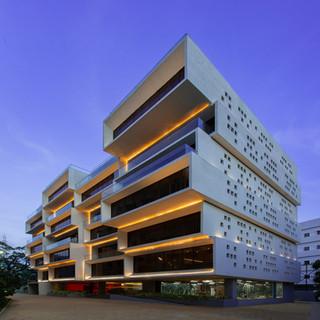 AKSHAYA 27   Sanjay Puri Architects