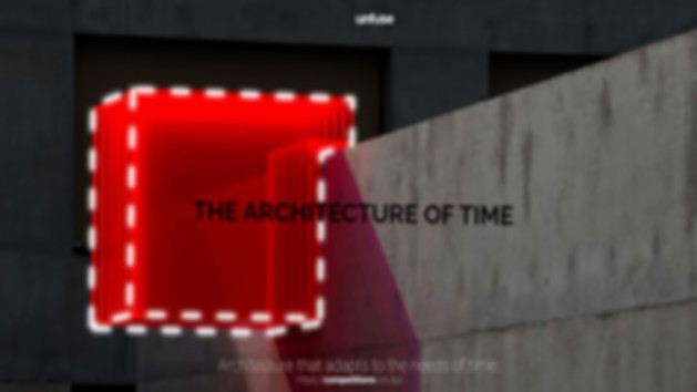 ARCHITECTURE OF TIME