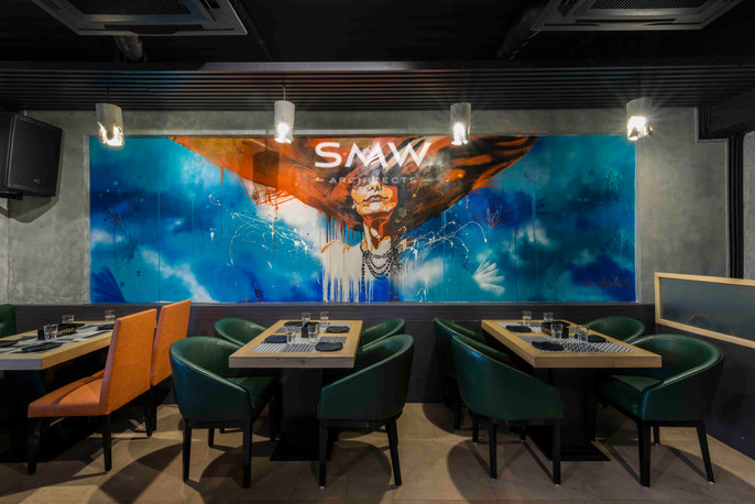 SORRISO BRASSERIE AND BAR - SMW Architects