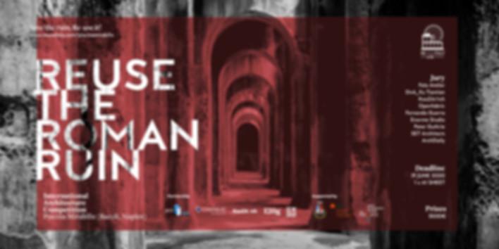RE-USE THE ROMAN RUIN