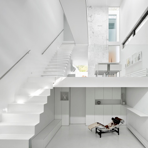 Winner in Residential Interiors    Johnson Chou: ShadowBox, Toronto, Canada  Photo credit: AZURE