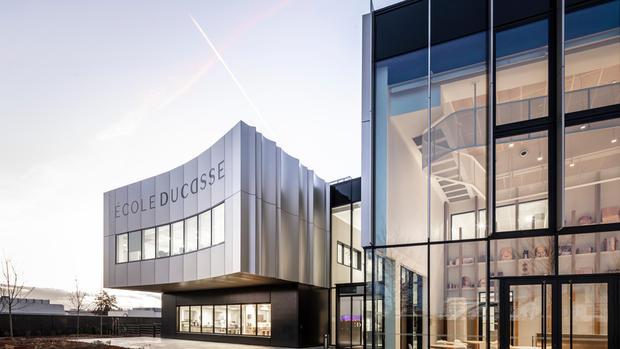DUCASSE SCHOOL - PARIS CAMPUS | Arte Charpentier Architectes