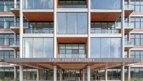 BATA SHOE FACTORY | Dubbeldam Architecture + Design & Quadrangle Architects