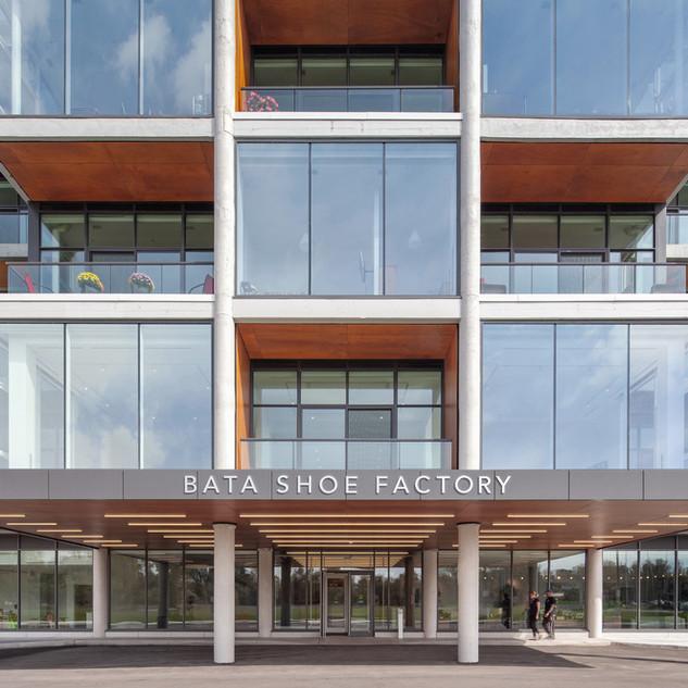 BATA SHOE FACTORY | Dubbeldam Architecture + Design & Quadrangle Architects