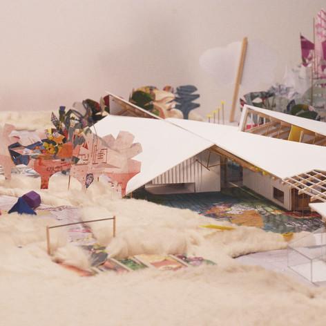 Rimouski - Model Photo credit: L'ŒUF et Lapointe Magne et Associés