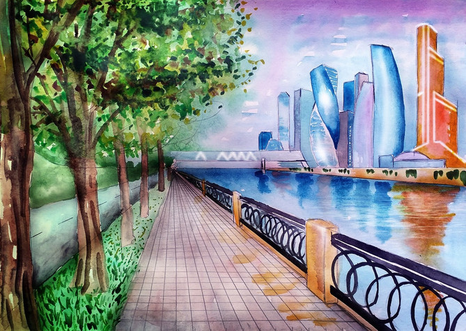 city-digital-art-contest