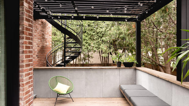 10th AVENUE | Paul Bernier Architecte