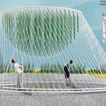 ENTWINE  by Waiyee Chou, Landscape Architect and Carlos Portillo, Landscape Architect  Toronto (Ontario) and Montreal (Quebec) Canada  Photo credit: Waiyee Chou, Landscape Architect and Carlos Portillo, Landscape Architect