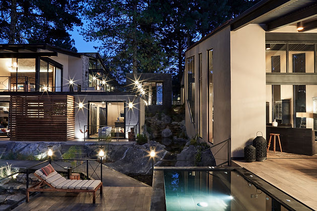VALLEY HOUSE- Luciano Gerbilsky Arquitectos