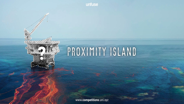 PROXIMITY ISLAND – Architectural ideas for Repurposing Oil rigs