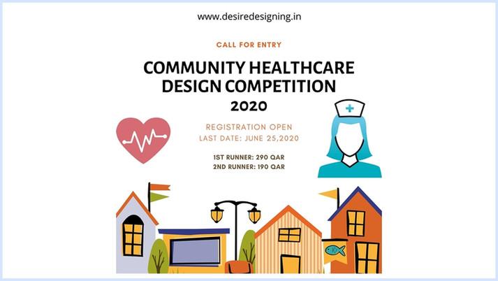 COMMUNITY HEALTHCARE DESIGN COMPETITION 2020