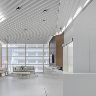 WONJIN Aesthetic Surgery Gallery Clinic   A U N Design Studio