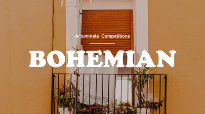 Artuminate's Bohemian Design Style Competition  Results Announced!!