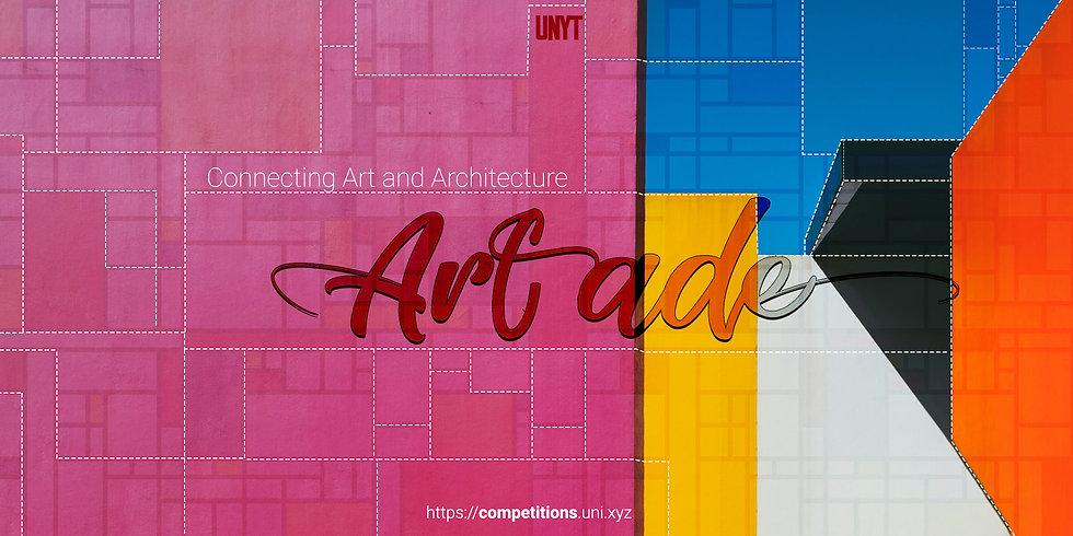 ART ADE - Designing an outdoor art gallery