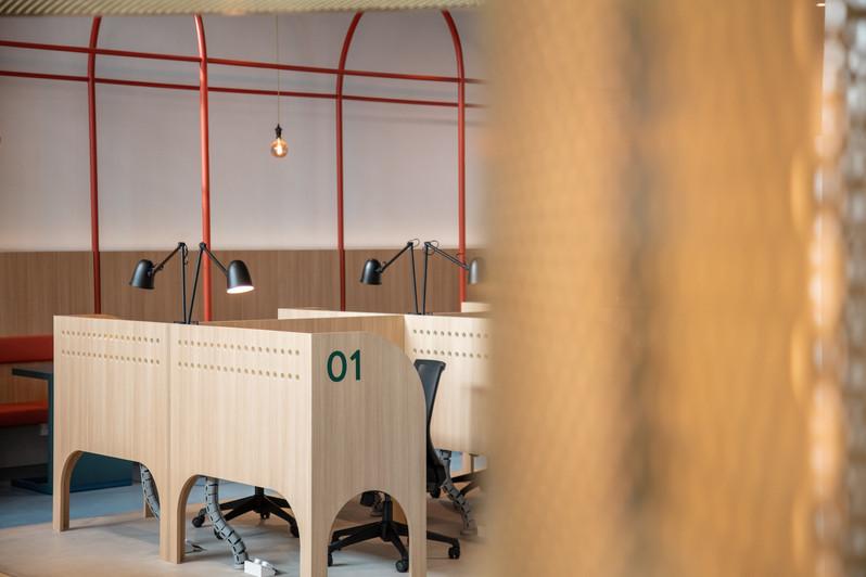 Interior Acendas The Workshop @ Lavender
